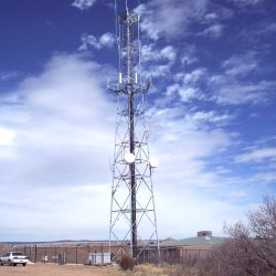 Austin Bluffs New Site Tower